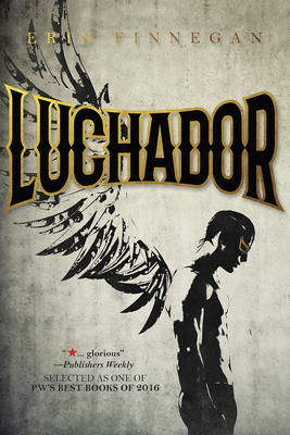 Cover for Luchador