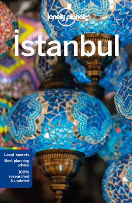 Lonely Planet Istanbul 10 (Travel Guide) Cover Image