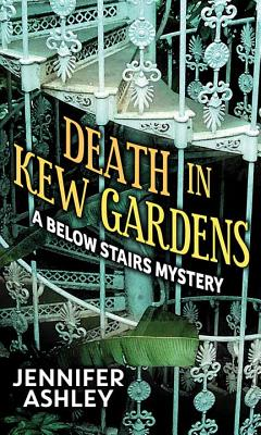 Cover for Death in Kew Gardens