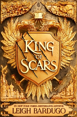 King of Scars (King of Scars Duology #1) cover