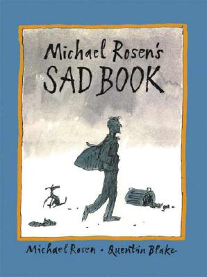 Michael Rosen's Sad Book Cover Image