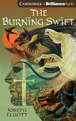The Burning Swift Cover Image