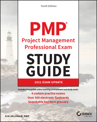 Pmp Project Management Professional Exam Study Guide: 2021 Exam Update Cover Image