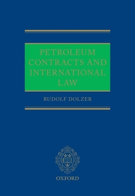Petroleum Contracts and International Law Cover Image