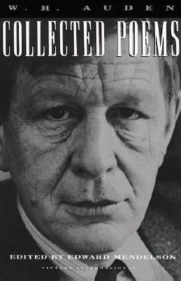 Cover for Collected Poems (Vintage International)