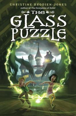 The Glass Puzzle Cover