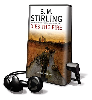 Dies the Fire [With Earbuds] (Playaway Adult Fiction) Cover Image