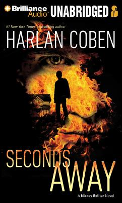 Seconds Away Cover