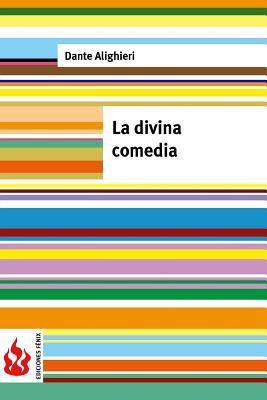 La divina comedia: (low cost). Edición limitada Cover Image