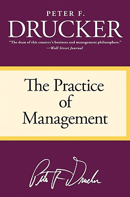 The Practice of Management Cover Image