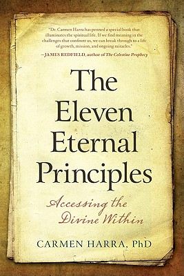 The Eleven Eternal Principles: Accessing the Divine Within Cover Image