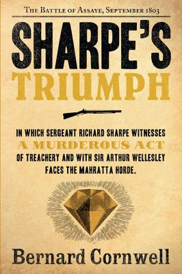 Sharpe's Triumph Cover