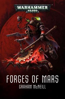Forges of Mars Omnibus Cover Image