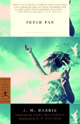 Peter Pan Cover
