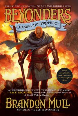 Chasing the Prophecy Cover