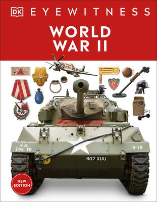 Cover for World War II (DK Eyewitness)