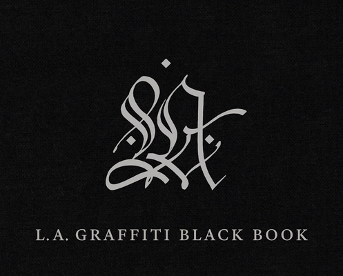 L.A. Graffiti Black Book Cover Image
