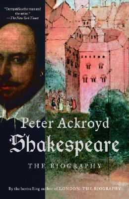 Shakespeare: The Biography Cover Image