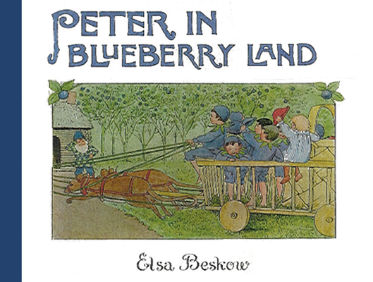 Peter in Blueberry Land Cover