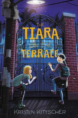 The Tiara on the Terrace Cover Image