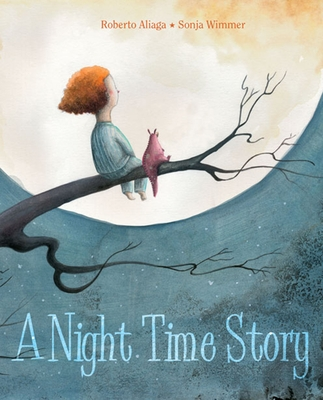 A Night Time Story Cover