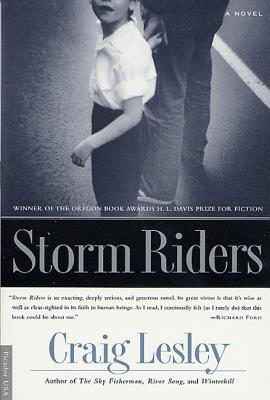Storm Riders: A Novel Cover Image