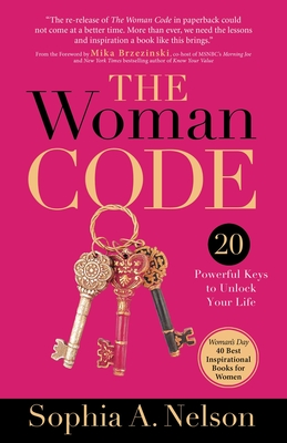 Cover for The Woman Code