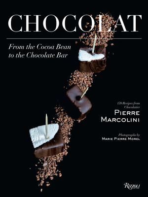 Chocolat: From the Cocoa Bean to the Chocolate Bar Cover Image