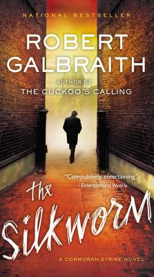 The Silkworm (A Cormoran Strike Novel #2) Cover Image