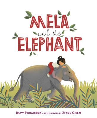 Mela and the Elephant Cover Image