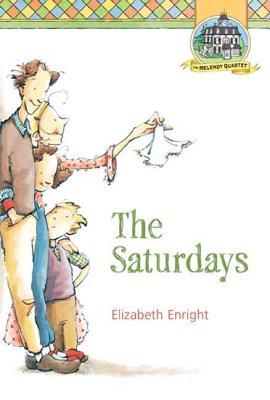 The Saturdays (Melendy Quartet #1) cover