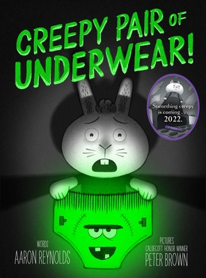 Creepy Pair of Underwear! Cover Image