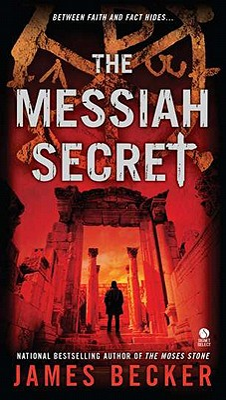 Cover for The Messiah Secret (Chris Bronson #3)