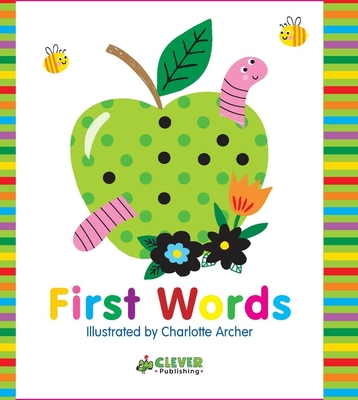 Cover for First Words (Clever Colorful Concepts)
