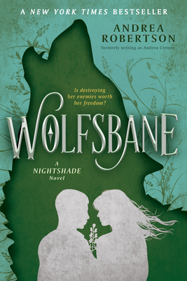 Wolfsbane: A Nightshade Novel Book 2 Cover Image