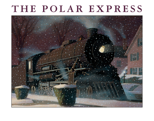 The Polar Express big book Cover Image