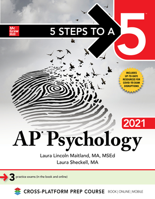 5 Steps to a 5: AP Psychology 2021 Cover Image