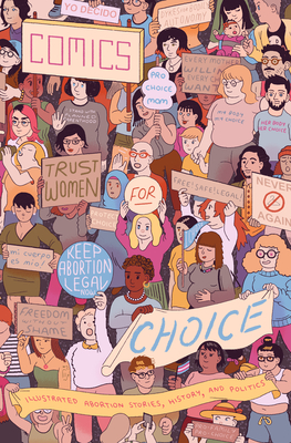 Comics for Choice Cover Image