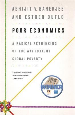 Poor Economics Cover