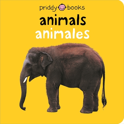 Bilingual Bright Baby Animals Cover Image