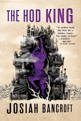 The Hod King (The Books of Babel #3) Cover Image