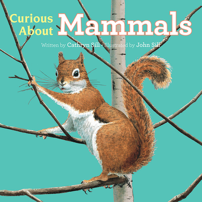 Curious about Mammals Cover Image