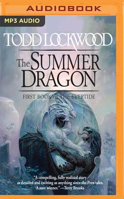 Cover for The Summer Dragon