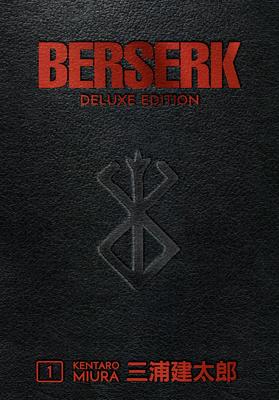 Berserk Deluxe Volume 1 Cover Image
