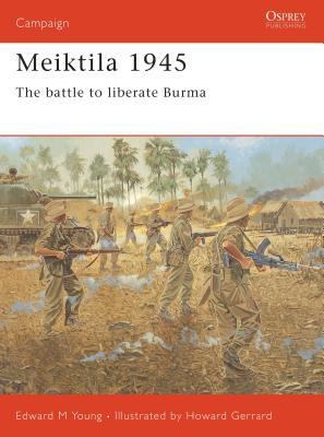 Meiktila 1945 Cover