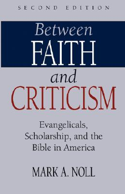 Cover for Between Faith and Criticism
