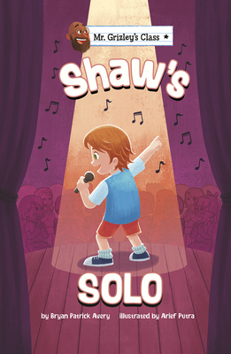 Cover for Shaw's Solo