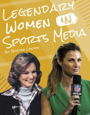 Legendary Women in Sports Media Cover Image