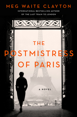 Cover for The Postmistress of Paris