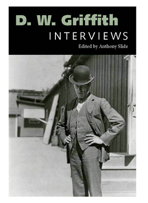 D.W. Griffith: Interviews (Conversations with Filmmakers) Cover Image